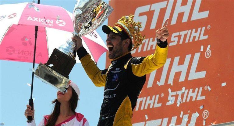 Ardusso gritó campeón en el Súper TC 2000