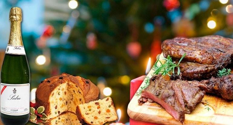La cena navideña costará un 22% más que el año pasado