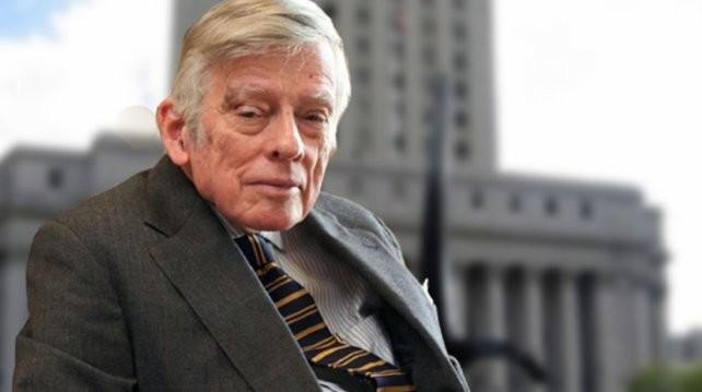 Todo vuelve : Murió Griesa: el juez que favoreció a los fondos buitre