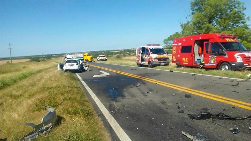 El kilómetro fatal de la Ruta 12 que ya se cobró la vida de nueve personas