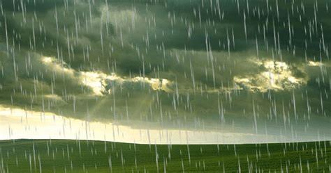 El SMN prevé una baja de hasta 14 grados y 70 mm de lluvias en Año Nuevo