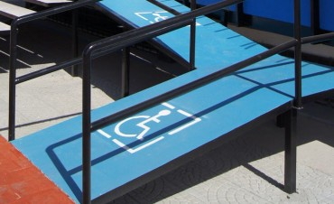 Proyectan obras de accesibilidad física en las escuelas entrerrianas. La Escuela N 1 en Federal
