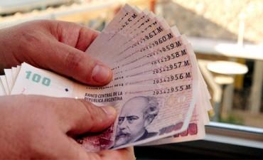 Se podrá retirar efectivo en locales de cobranza no bancarios
