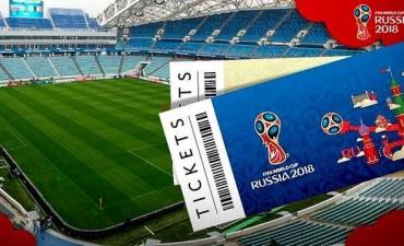 Desde este martes, FIFA pone más entradas en venta para Rusia 2018