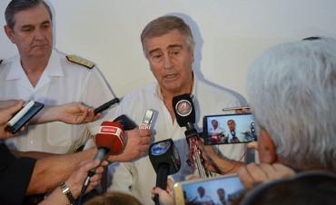 Aguad ratificó oficialmente la muerte de los tripulantes del submarino