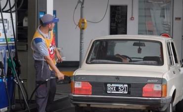 Combustibles: El aumento de precios genera una retracción en las ventas