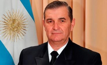 El jefe de la Armada habló por primera vez tras la desaparición del Ara San Juan