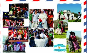 El Ballet Pago Montielero de Federal se va de recorrida artística por Paraguay
