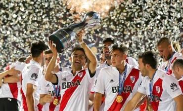 River le ganó a Atlético Tucumán y otra vez es campeón de la Copa Argentina