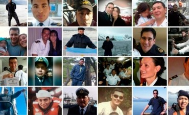 La última foto de los 44 del ARA San Juan: La tripulación completa del submarino