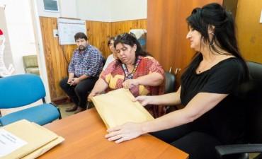 Planifican obras de conservación para el departamento Federal