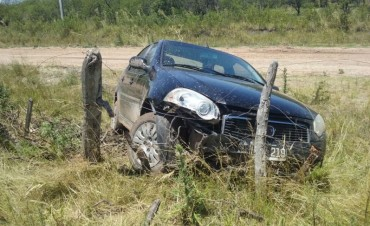 Accidente en Colonia Federal
