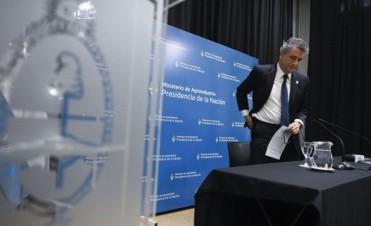 La Oficina Anticorrupción analiza investigar a Etchevehere por el delito de dádivas