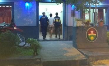 Joven fue detenido por instar a través de redes sociales a cometer saqueos