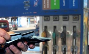 Combustibles: ratifican el corte de ventas con tarjetas de créditos