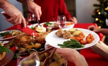 Menús y sugerencias para pasar unas Fiestas saludables