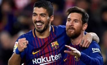 Barcelona goleó al Real Madrid en el Santiago Bernabéu