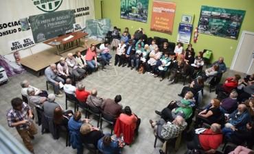 Federal : Jubilados y Pensionados de Ate repudian a legisladores de Entre Ríos.