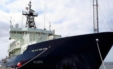 Buque estadounidense abandona la búsqueda del ARA San Juan