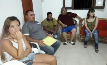 Primera reunión de la nueva dirigencia de la Liga Federalense de Fútbol