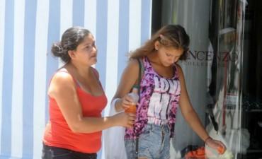 Alerta por la ola de calor que en Entre Ríos podría alcanzar los 40º