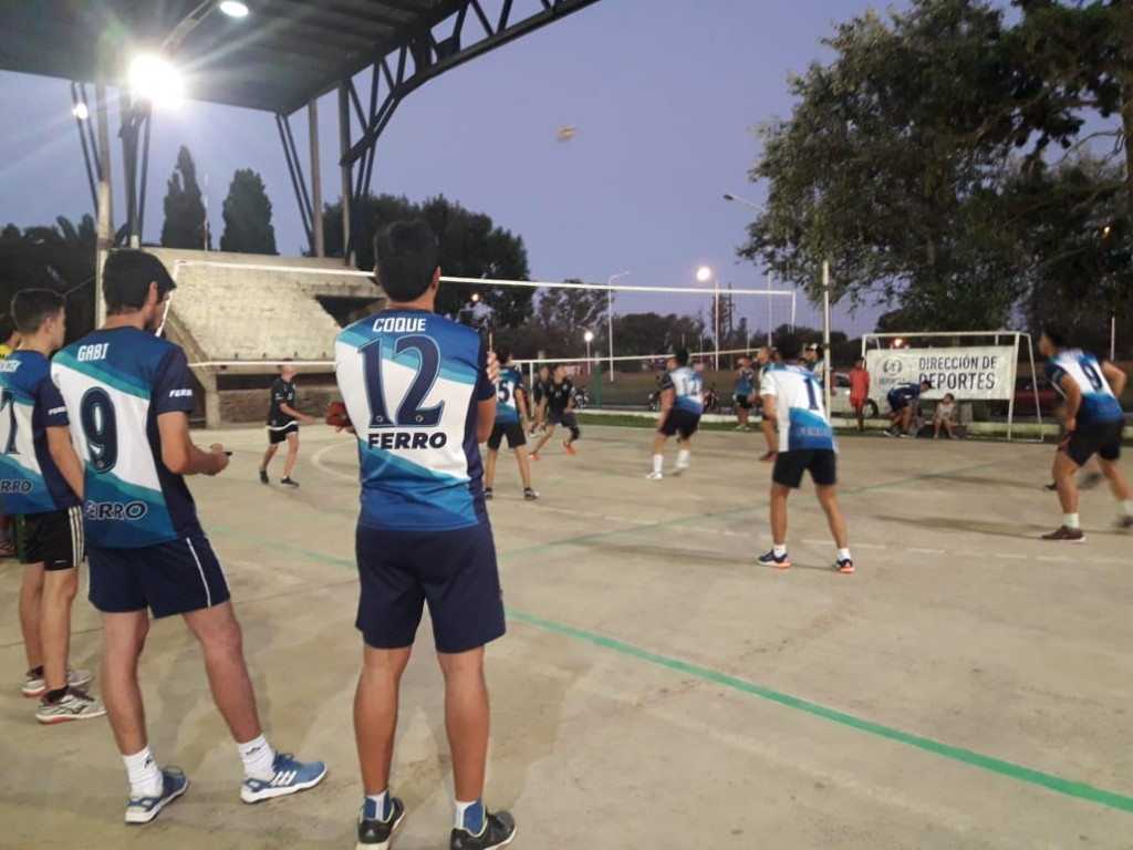 CIERRE ANUAL DEL VOLEY LOCAL.