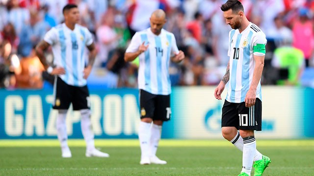 El año de la Selección: Dudas, fracaso y una fuerte renovación de cara al 2019