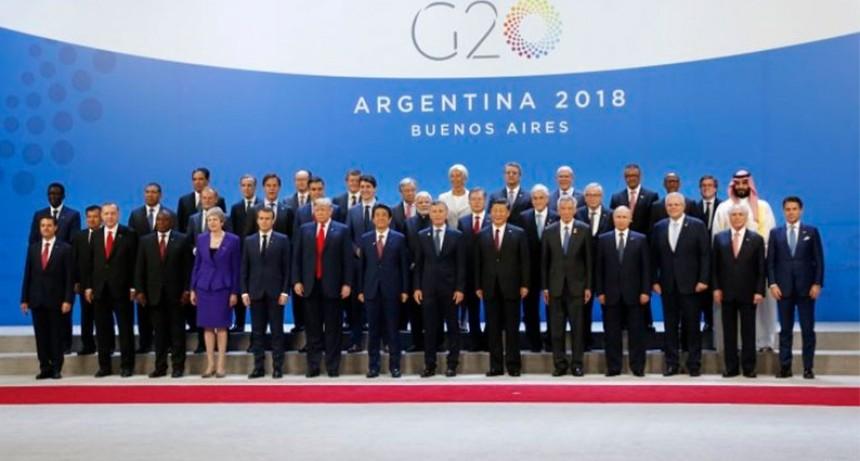 Qué dice la declaración de consenso que firmaron los líderes del G-20