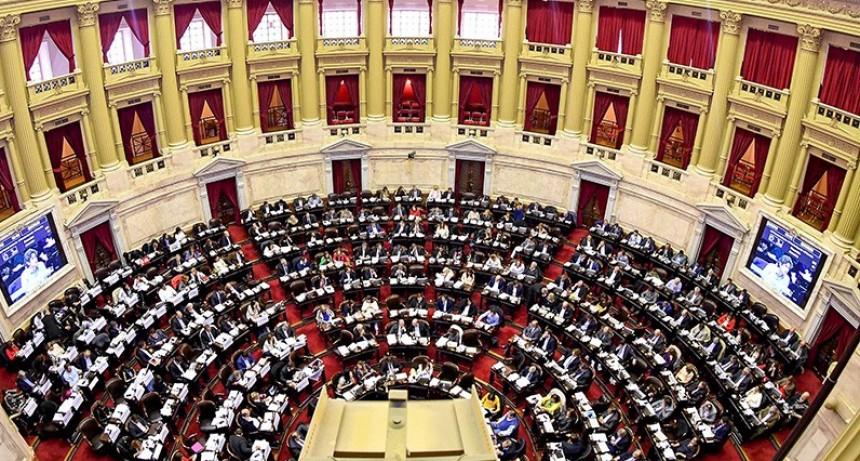Convocaron a extraordinarias y esta semana habrá triple sesión en Diputados