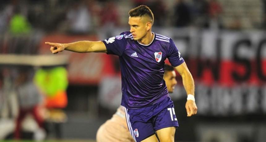 Superliga: River le ganó a Gimnasia en la antesala de la final de la Copa Libertadores