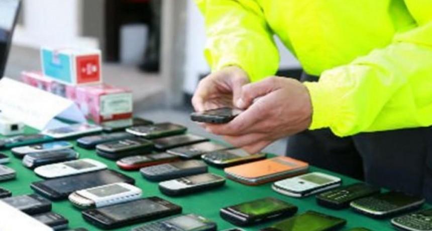 Proyecto  para combatir la venta de celulares robados