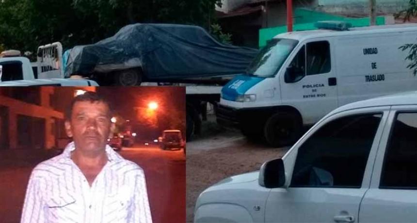 Mujer asesinada en Chajarí: Secuestraron un auto y habló el sospechoso