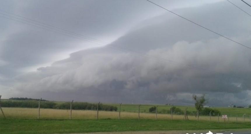 El SMN pronostica lluvias y tormentas para esta semana