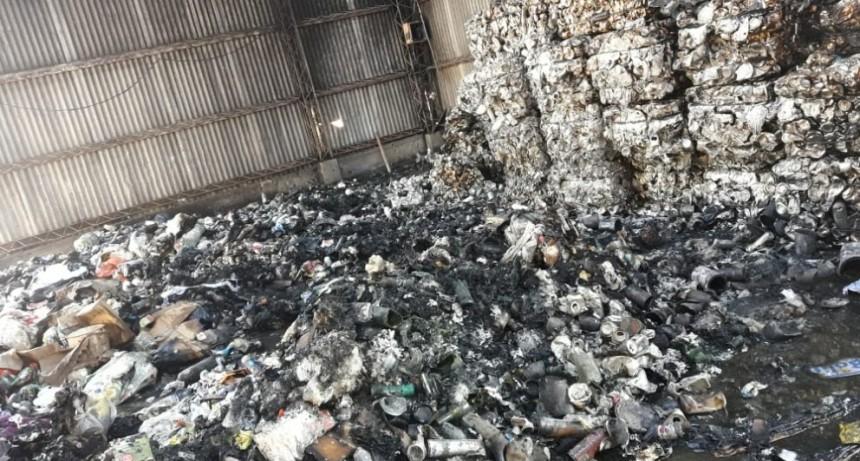 Información oficial del Municipio en cuanto al incendio en la Planta de Tratamiento de Residuos