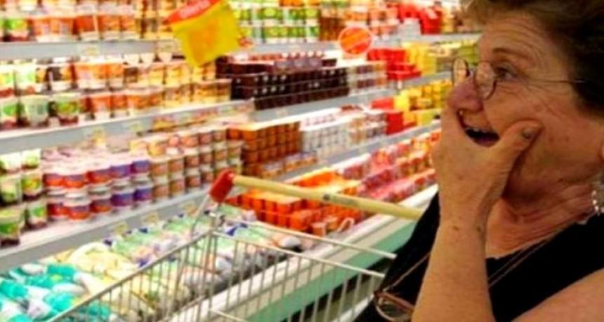 Desde hoy, un aumentazo de alimentos dispara la inflación de diciembre