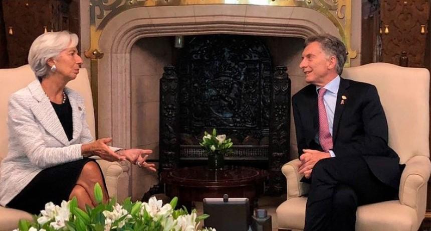 El FMI exige al gobierno que acelere las reformas laboral y previsional
