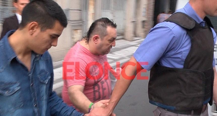 Condenan a Caudana por su doble rol: organizador y financiador de su banda narco