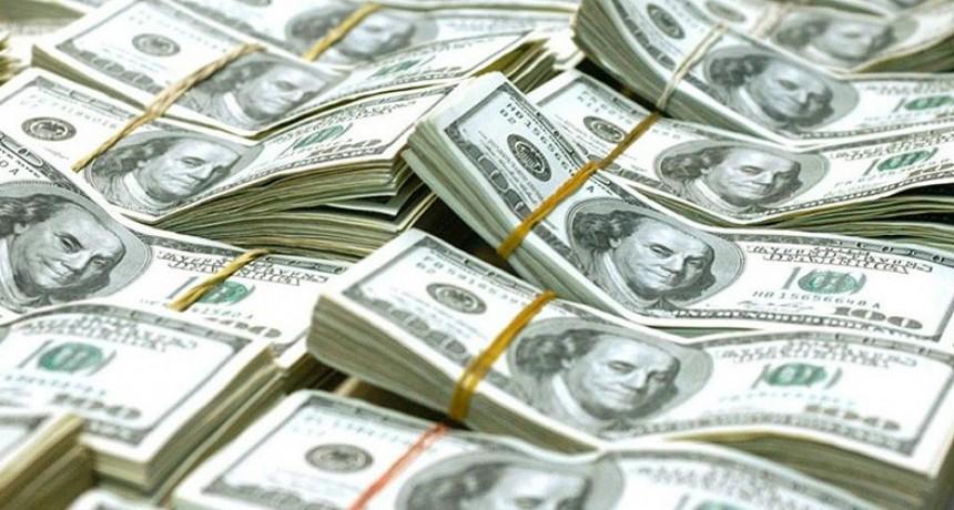La deuda externa aumentó más de us$ 20.000 millones en nueve meses