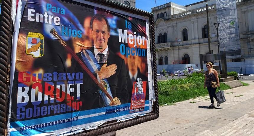 Entre Ríos ya vive un clima de campaña