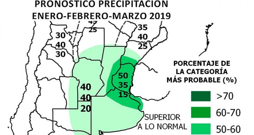 Pronóstico climático trimestral: Qué se anuncia para los próximos tres meses