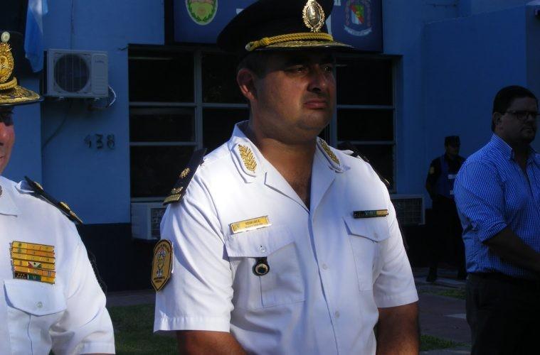Federal: el jefe de policía, denunciado por violencia