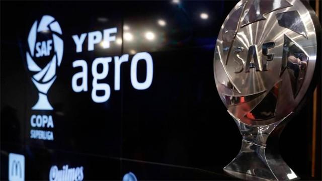 Se confirmó el fixture para la Copa de la Superliga 2020