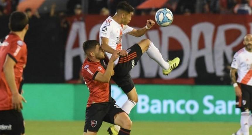 River logró una gran victoria por 3 a 2 frente a Newell´s en Rosario