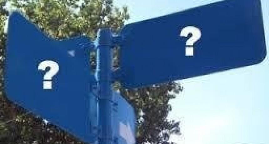 Si se hubiera aprobado el cambio de nombre de calle Donovan , no condicionaba ni comprometía cuestiones legales sustantivas de los frentistas o vecinos de la arteria