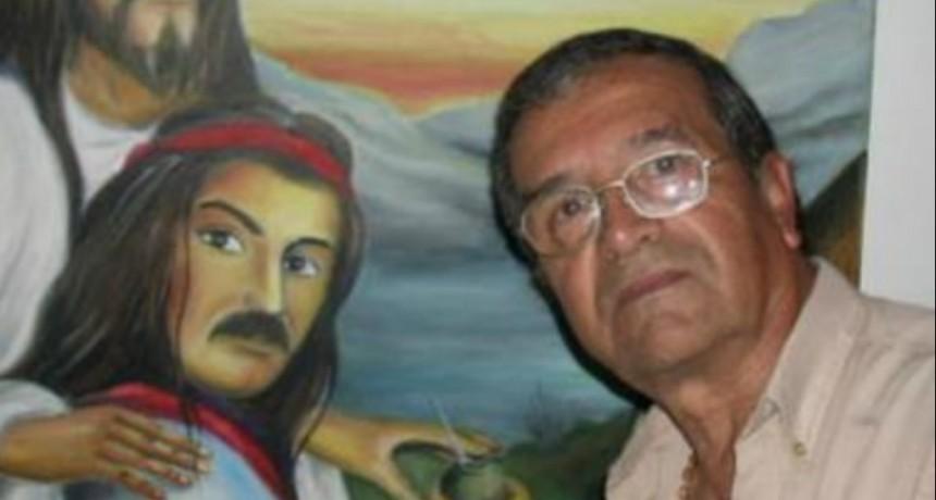 Falleció el Artista Plástico Ricardo Alarcón