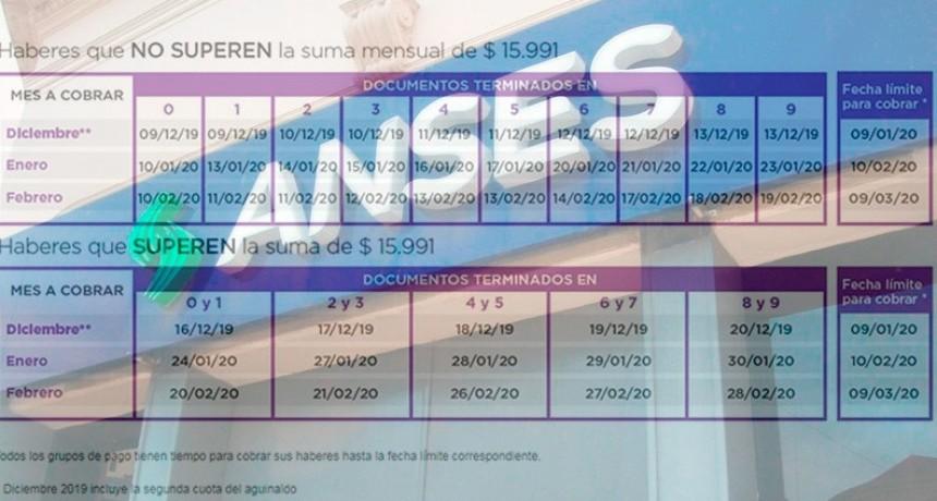 Anses informó las fechas de pago de los próximos tres meses
