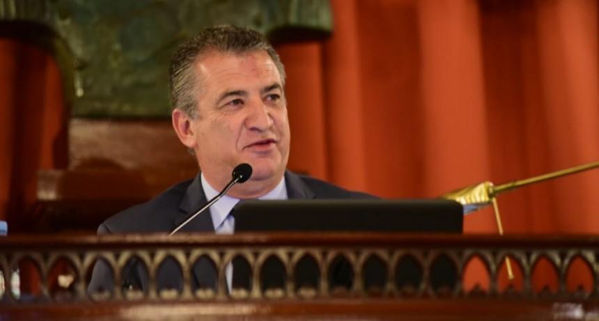 """Urribarri se despidió de la Cámara de Diputados: """"Desde el lugar en el que esté seguiré haciendo de la política una herramienta que le sirva a nuestra sociedad"""""""