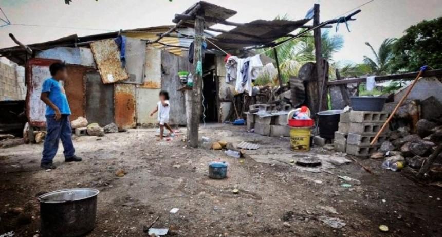 Según la UCA, la pobreza en la Argentina llegó al 40,8%