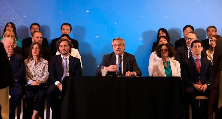 Fernández confirmó a los integrantes de su Gabinete: Los nombres del equipo