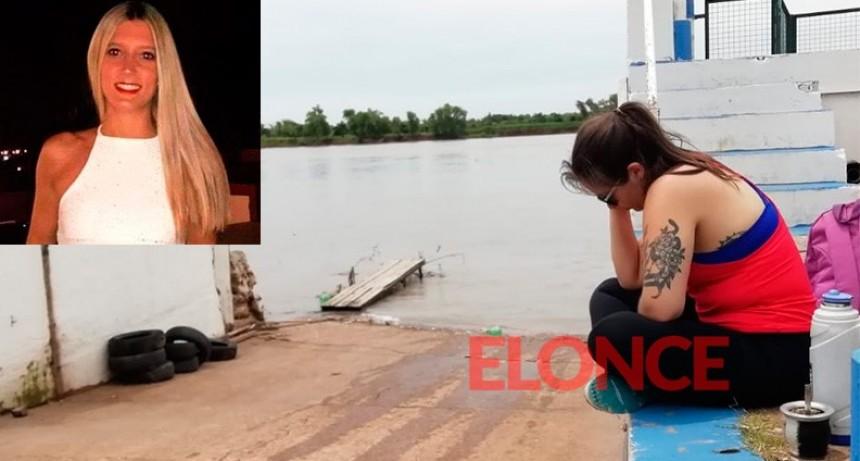 Hallaron el cuerpo de Fiorella en el río Paraná: Estaba en Bajada Grande